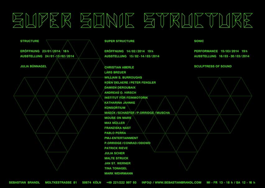 Super Sonic Structure